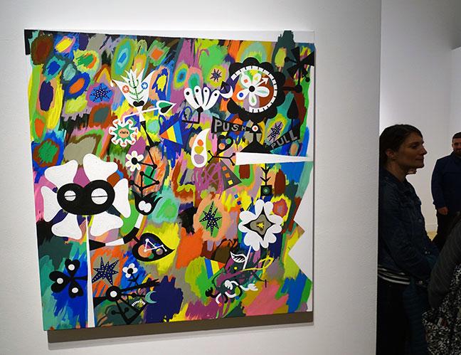 Jovi Schnell artist art