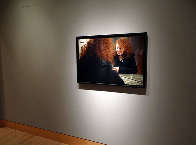 Nan Goldin artist art