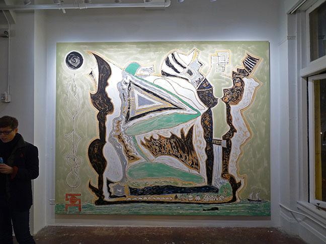 Brian Longe art