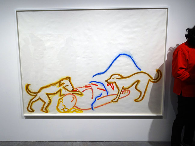 Whitney Lynn artist art