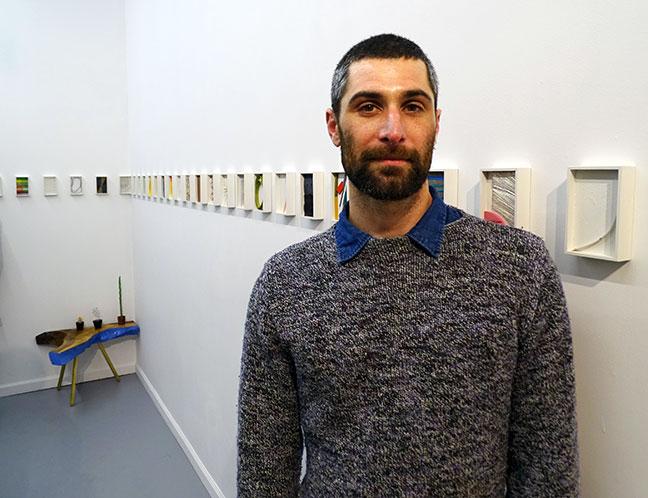 Jonathan Anzalone artist art