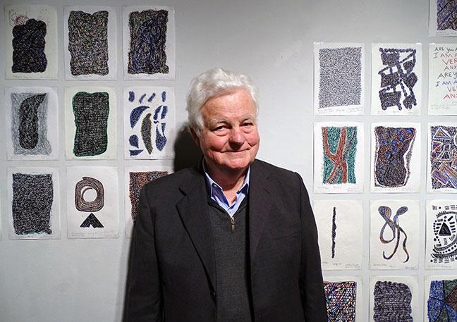 Stephen Vincent artist art