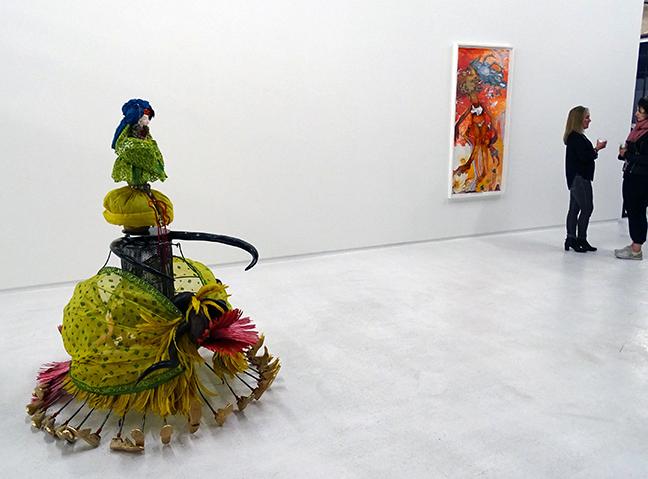 Rina Banerjee artist art