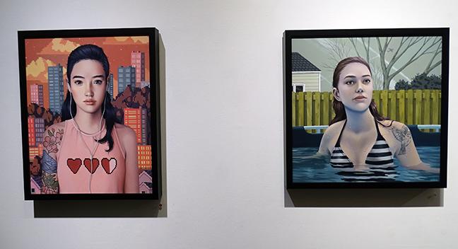 Sarah Joncas artist art