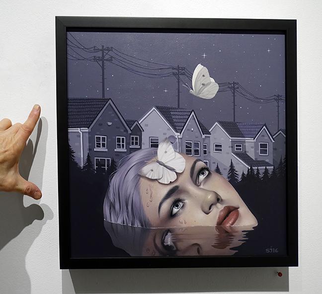 Sarah Joncas art