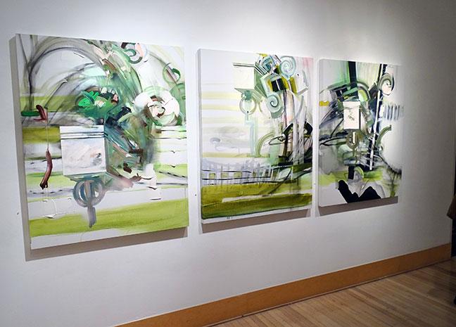 Yvette Gellis art