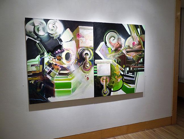 Yvette Gellis artist art