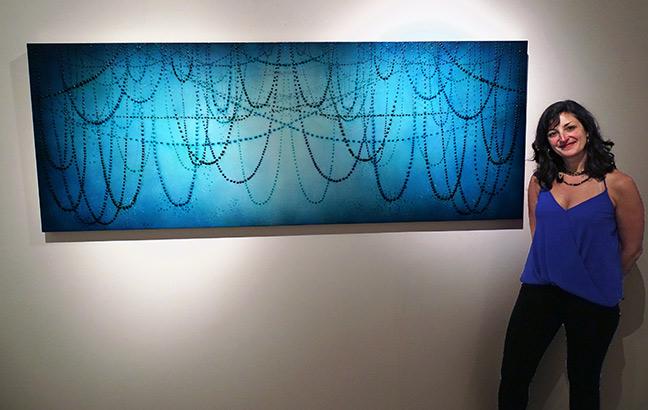 Michelle Mansour artist art