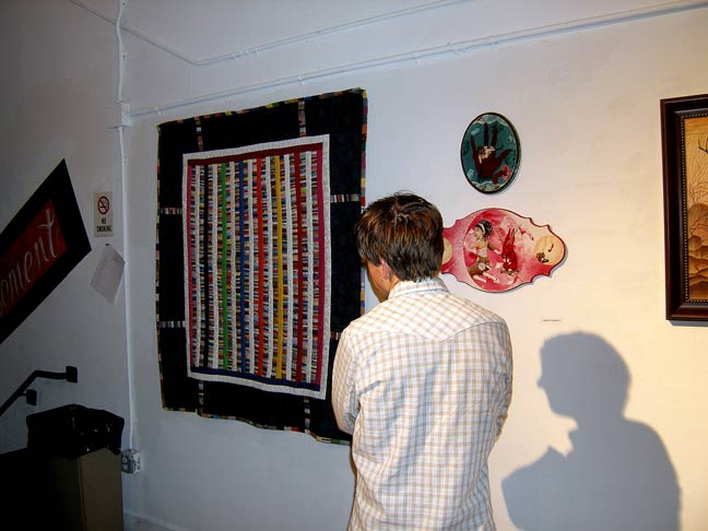 Catharine clark onsix gallery modernism west adobe for A line salon corte madera