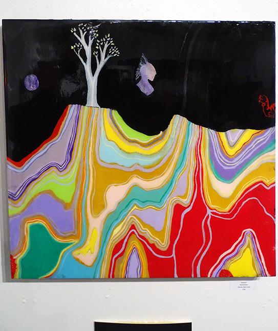 Alexandra Blum artist art
