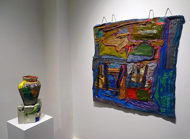 Sahar Khoury artist art