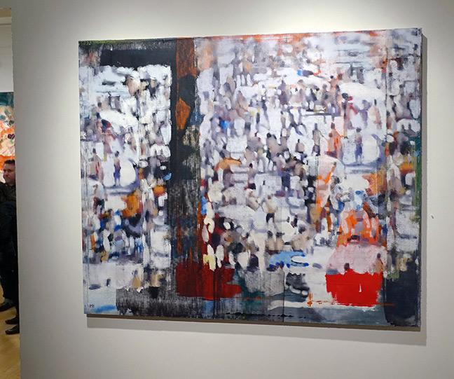 Philip Buller artist art