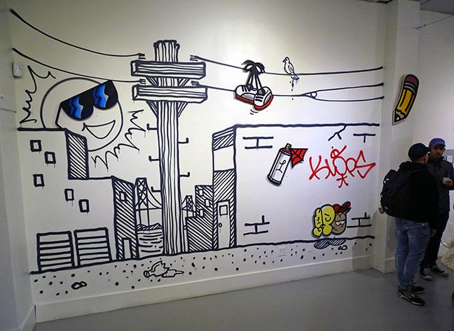 Pemex & Klops art