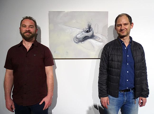 Jonn Herschend artist art