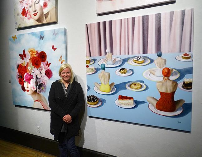 Elise Remender artist art