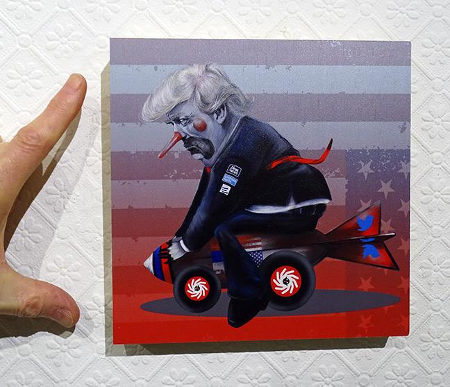 Brett Crawford artist art
