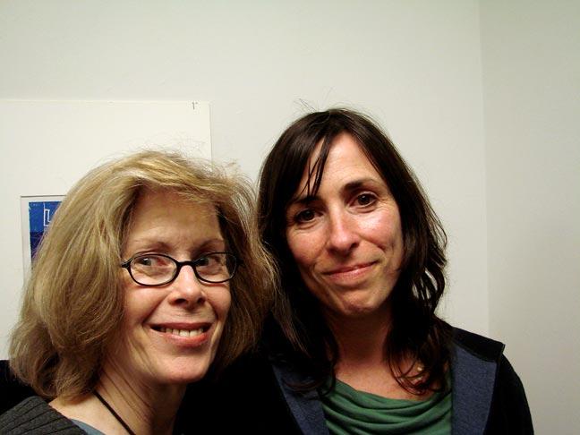 Instructors Judith La Rosa and <b>Gail Tarantino</b>. - 03150717