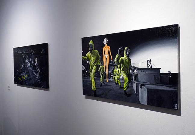Alec Huxley art
