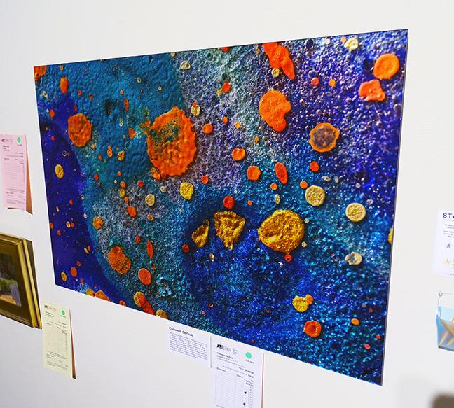 Cameron E. Gerhold artist art