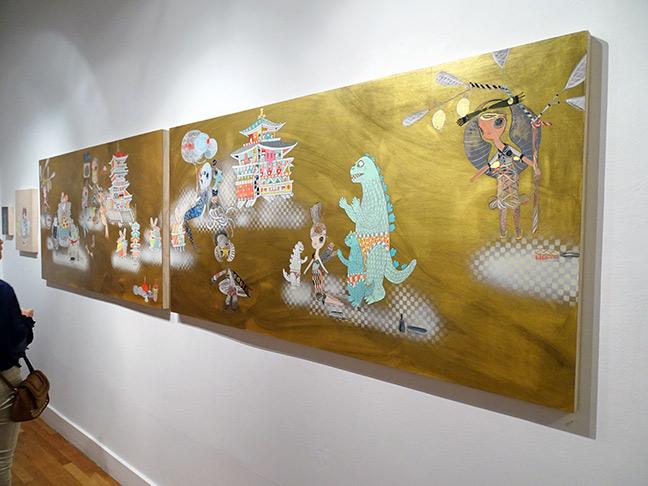 Ferris Plock & Kelly Tunstall artist art