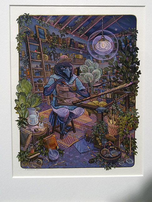 Nicole Gustafsson artist art