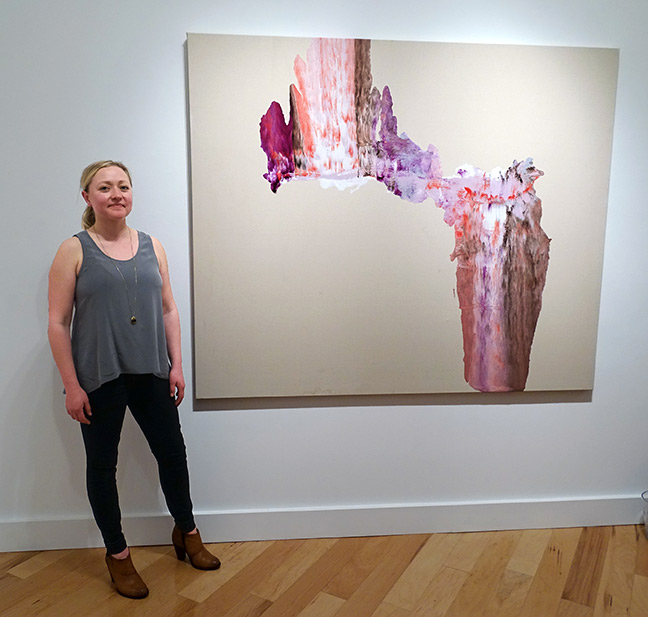 Melissa Dickenson artist art