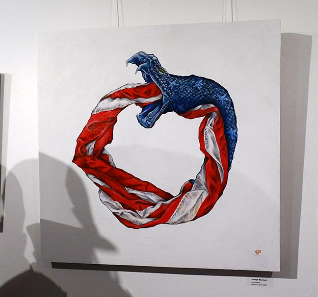 Joseph Murdach artist art
