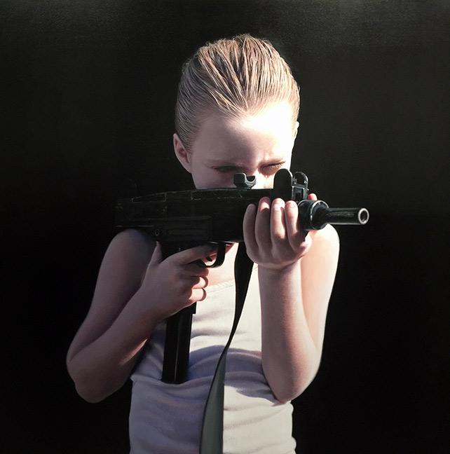 Gottfried Helnwein artist art