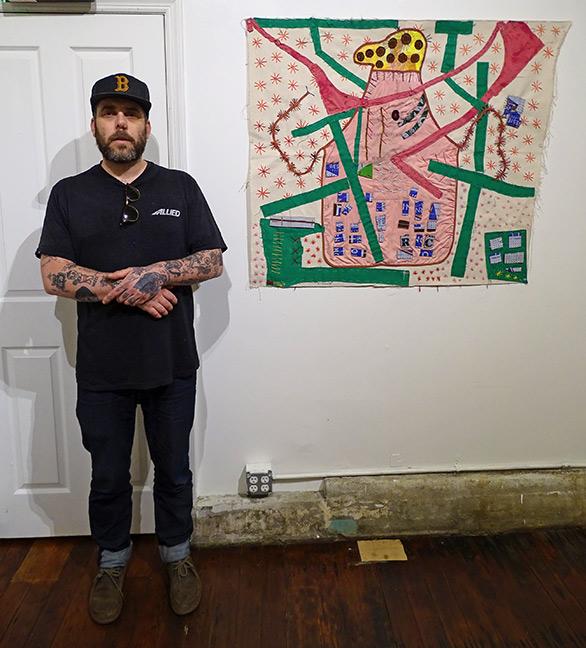 Mark DeLong artist art