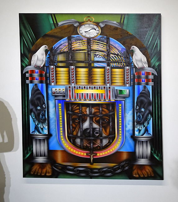 Mario Ayala artist art