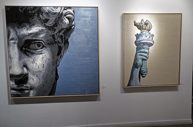 Matthew Frederick artist art