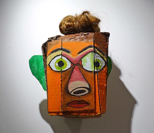 Leigh Barbier artist art