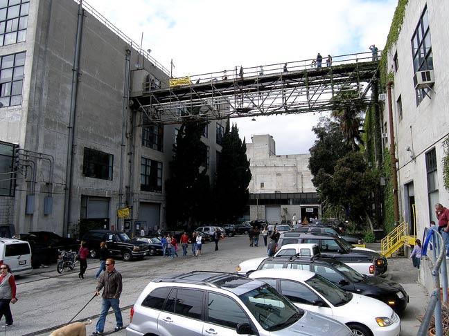 Los Angeles Art Galleries Openings Brewery Art Colony