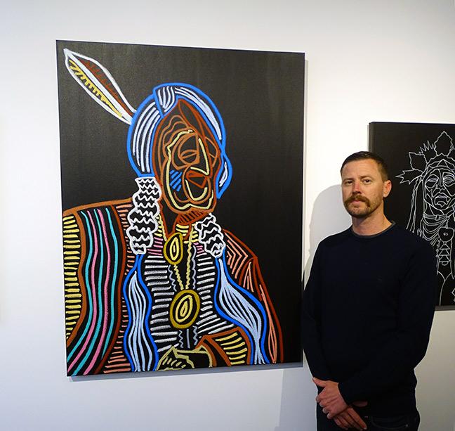 Micah LeBrun artist art
