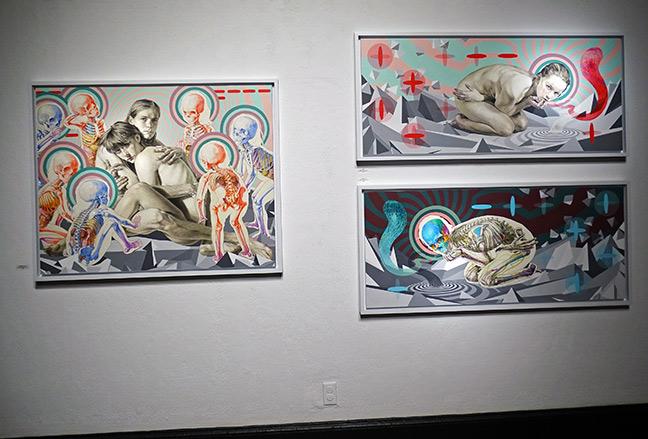 Michael Reedy artist art