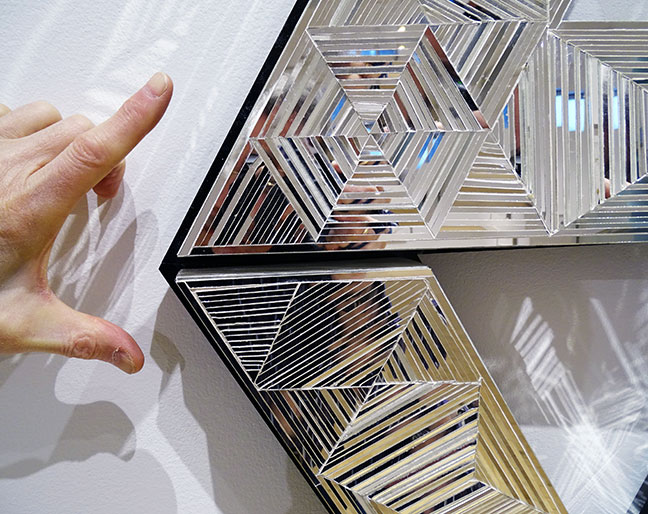 Monir Farmanfarmaian art