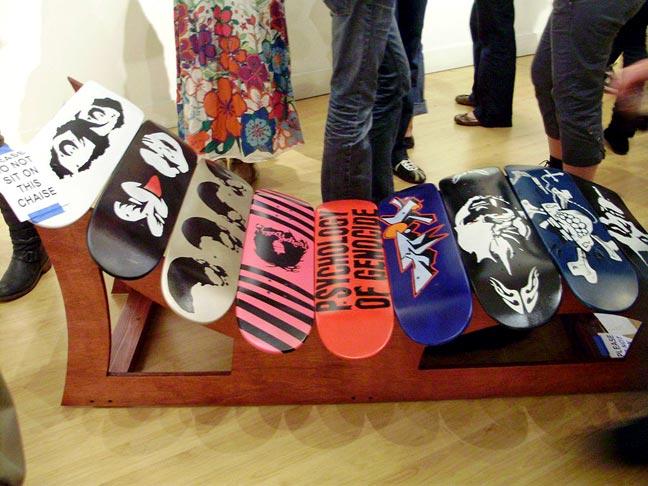 Skateboard Decks Wall Art Art Skateboard Deck