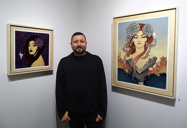 Glenn Arthur artist art