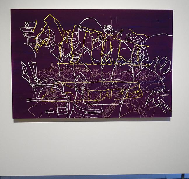 Ranu Mukherjee artist art