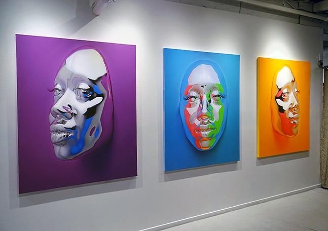 Kip Omolade artist art