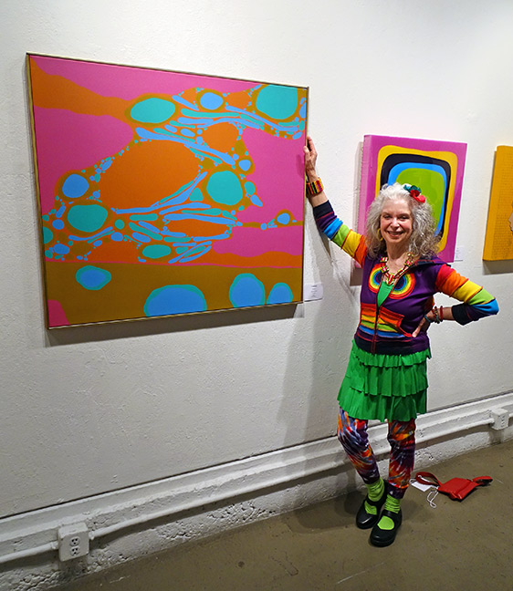 Liz Mamorsky artist art