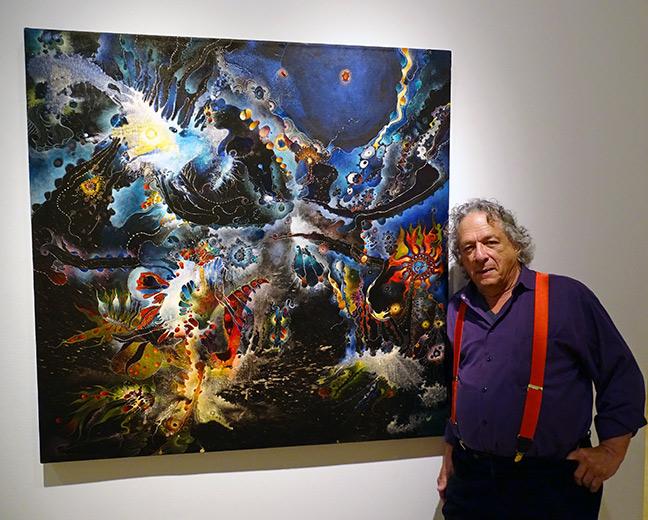 Isaac Abrams artist art