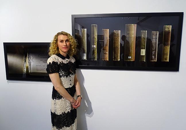 Kerry Mansfield artist art