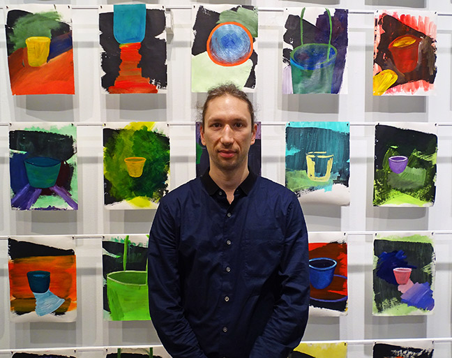 Justin Hoover artist art