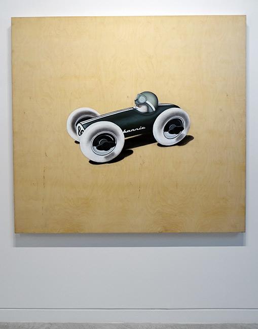 Tony Hernandez artist art