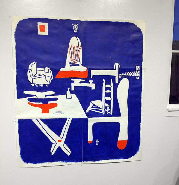 Søren Behncke artist art