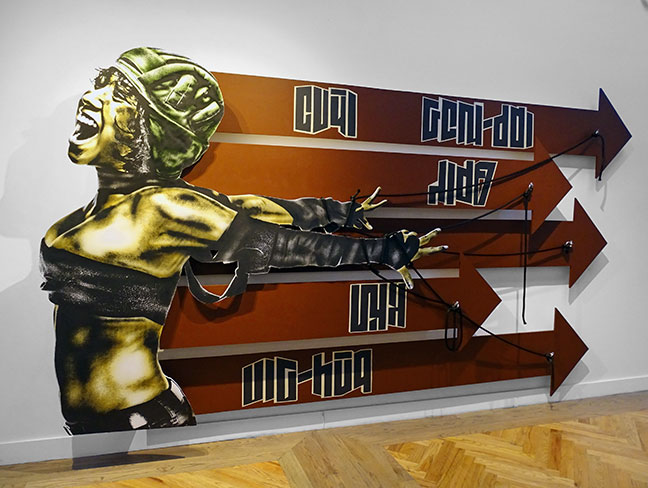 D Young V, Eddie Colla artist art
