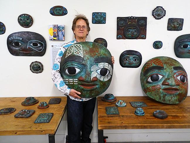 Bruce Hallman artist art