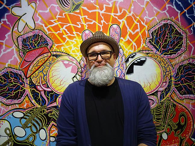 James Charles artist art