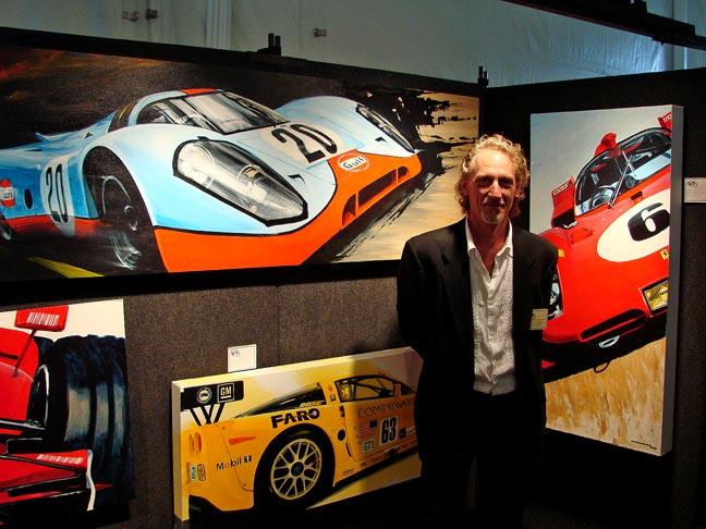 Automotive Fine Arts Society Concours D Elegance Carmel